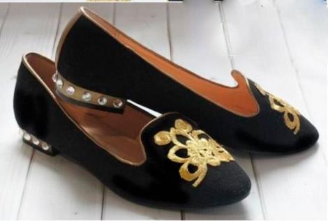 10 советов, как превратить простую обувь в обувь от Dior