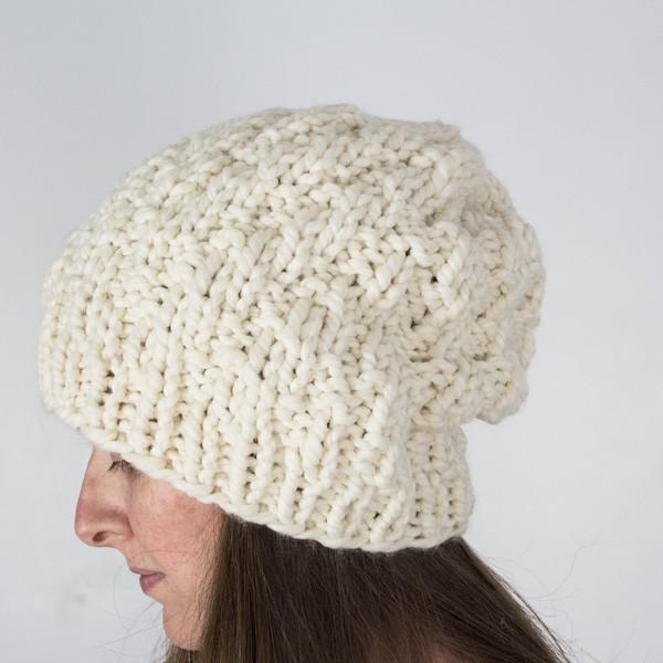 Простая шапка для новичков